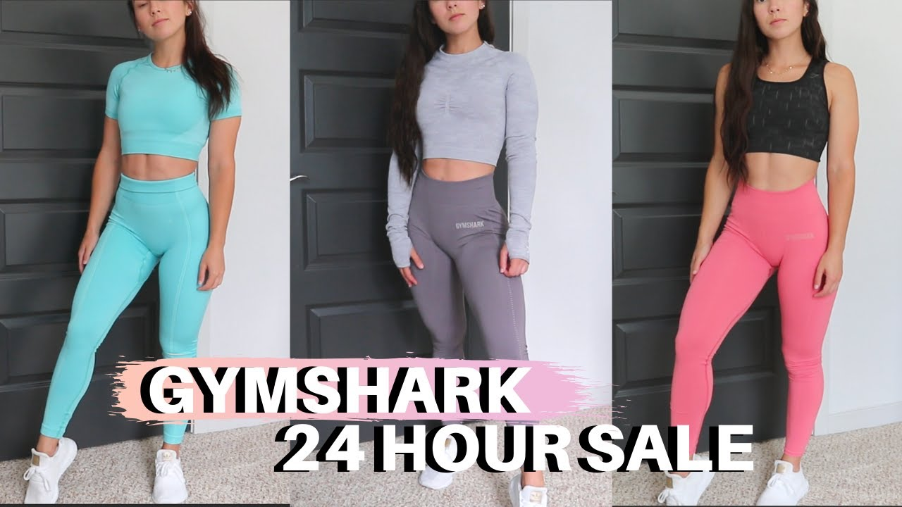 GYMSHARK SALE // Try On Haul