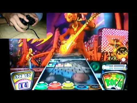 Guitar Hero extreme 2 - YYZ expert