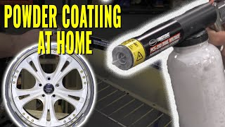 PCS-150 & 250 Powder Coating Systems - Why YOU NEED a Home Powder Coating System!