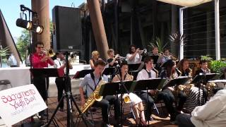 """Sing Sing Sing with a Swing"" - River City Swingers at Sacramento Music Festival 2014"