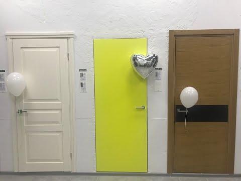 Двери скрытого монтажа со скрытой коробкой, без наличников ТРЕНД 2020 года