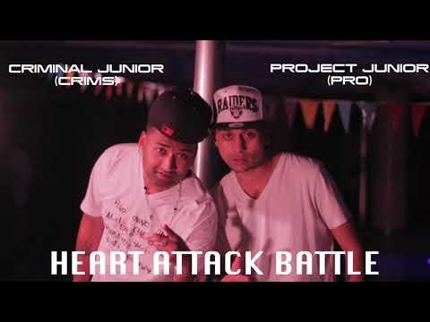 PROJECT JUNIOR FT CRIMINAL JUNIOR - HEART ATTACK BATTLE
