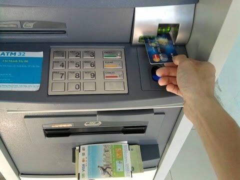 Thẻ Mastercard Payoneer - Rút Tiền Mặt ở Cây ATM Và Withdraw Từ Clickbank, Amazon,...