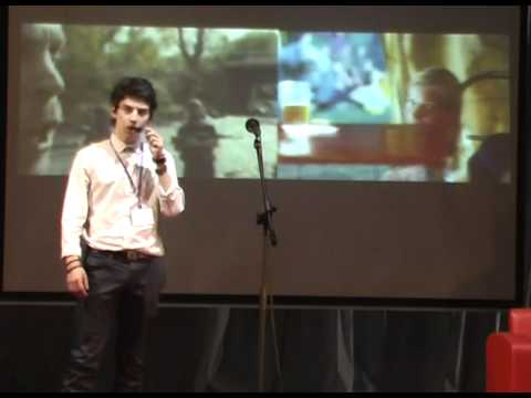 Georgian-Russian war from different perspectives: Lorenzo Sharangia at TEDxIBEuropeanSchool