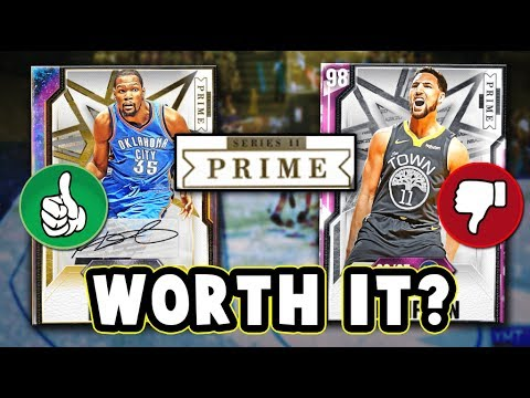 NBA 2K20 WHICH KEVIN DURANT PRIME CARDS ARE WORTH BUYING? - NBA 2K20 MyTEAM