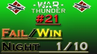 Warthunder Ep.21 Fail/Win Night 1/10 With Gnardog Part 1