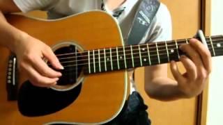 """COWBOY BEBOP """"Memory"""" acoustic guitar solo"""