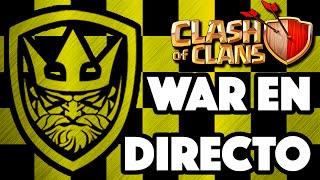 Clash of Clans - The Klan vs Iraqi Volcano - on live