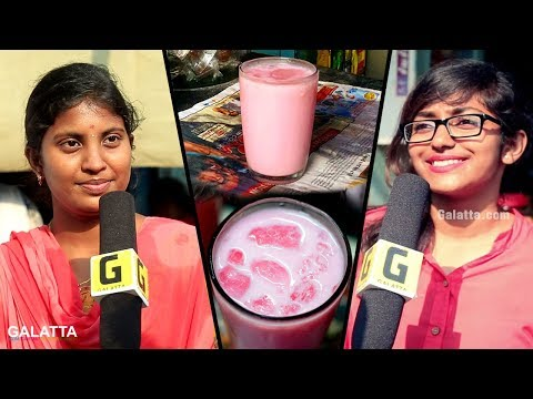 Kalathi Rose Milk | Street Food Galatta | Mylapore | EP 03 | Street Food Series