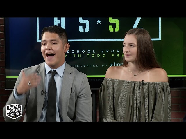 2018-19 Xfnity Scholar Athletes of the Year