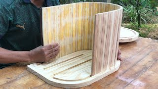 Woodworking Idea / A Box Has A Secret / How To Make / Mechanism / DIY Idea