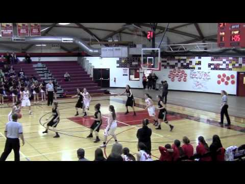 Connor Hart  Mt. Baker High School 3-point record