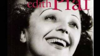 Watch Edith Piaf Le Chemin Des Forains video