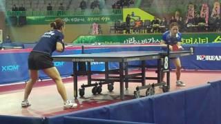 김경아 Kim Kyung Ah vs. 박미영 Park Mi Young:  Game 5