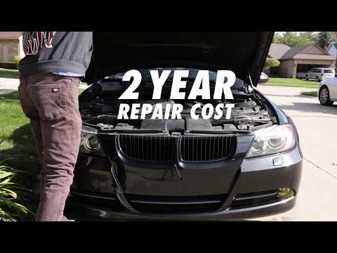 BMW 2 Year Cost Of Ownership (E90 3 Series)