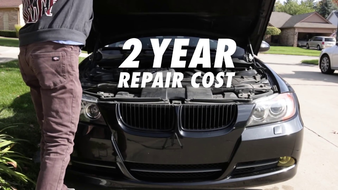 Bmw 2 Year Cost Of Ownership E90 3 Series Youtube