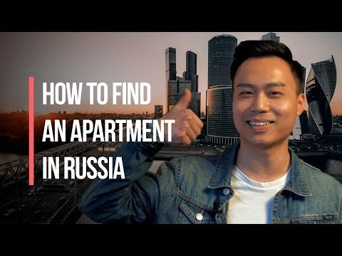 How to Find an Apartment/Flat in Russia   Charles advice   Russia tips and tricks