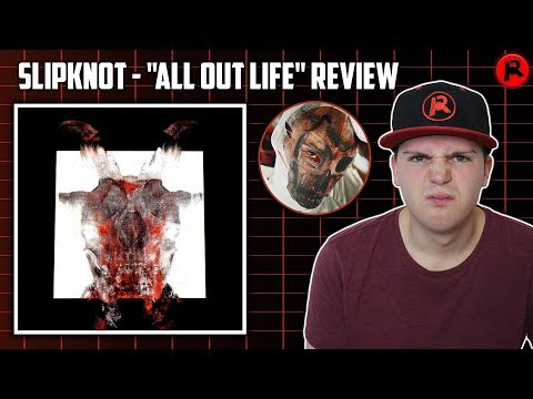 SLIPKNOT - ALL OUT LIFE | METAL SONG REVIEW Mp3
