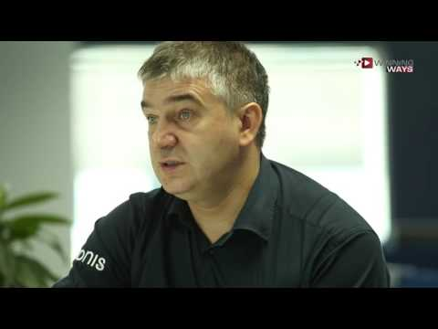 Serguei Beloussov, CEO, Acronis interview on Winning Ways promo