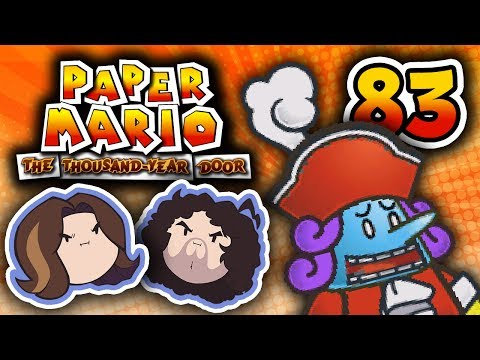 Paper Mario TTYD: Where's The Treasure? - PART 83 - Game Grumps