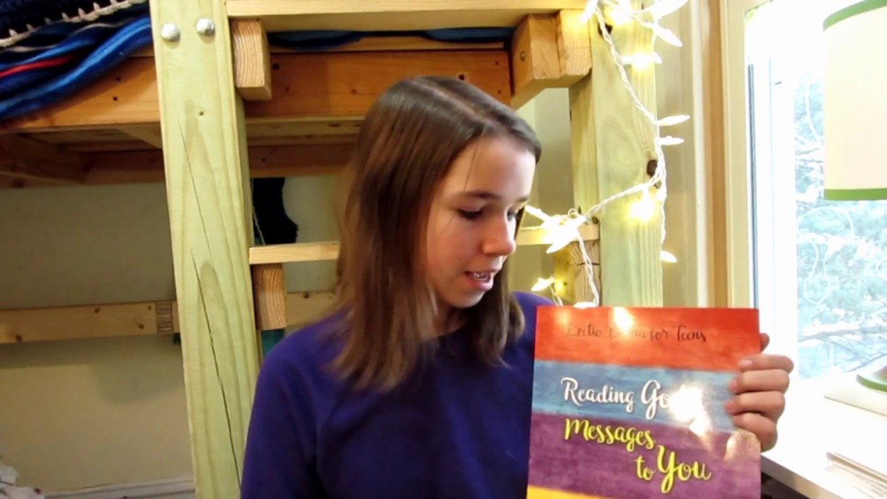 Lectio divina for teens