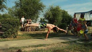Соревнования по Street Workout г.Фролово 2015