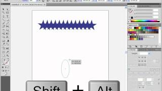 How to draw the flag of European Union in Adobe Illustrator