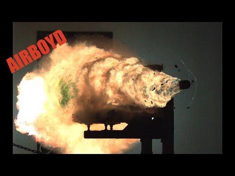 Navy Railgun Hypervelocity Projectile (HVP)