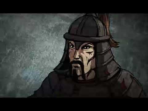 Ancients Behaving Badly:  Genghis Khan