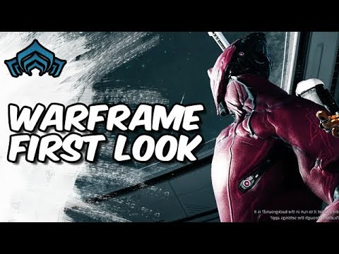 Warframe: First Look | Excalibur | Learning the Ropes! thumbnail