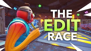 The Edit Race | Fortnite Edit Course Map + Code!