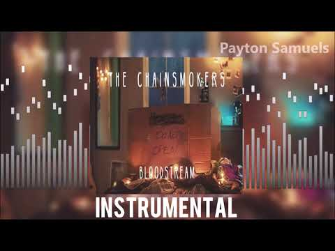 The Chainsmokers - Bloodstream (Official Instrumental)