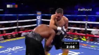 Amir Imam vs Fidel Maldonado 3rd round