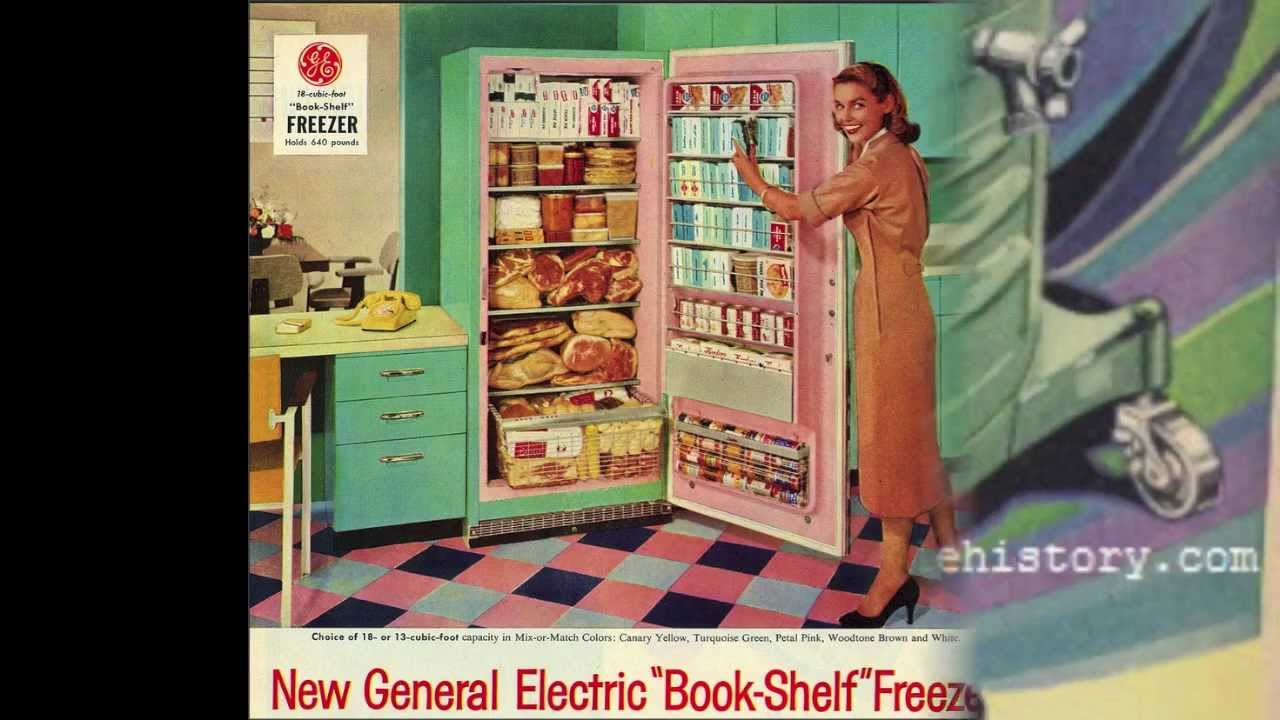 Electric Appliances Of The 1920 S Youtube