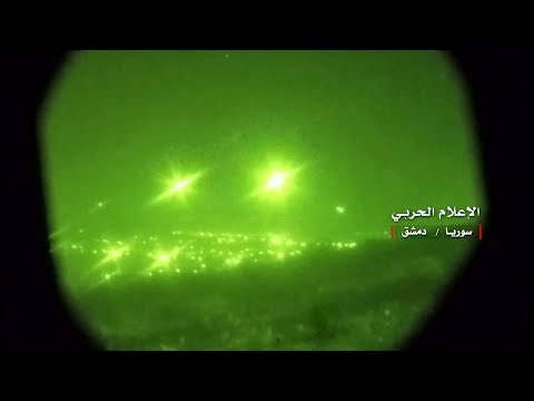 Syrian military video shows air defences trying to intercept Israeli missiles Mp3