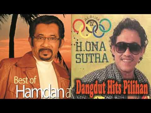 Dangdut Hits Pilihan H.ONA SUTRA & HAMDAN ATT -  Dangdut memories Nostalgia indonesia 90an