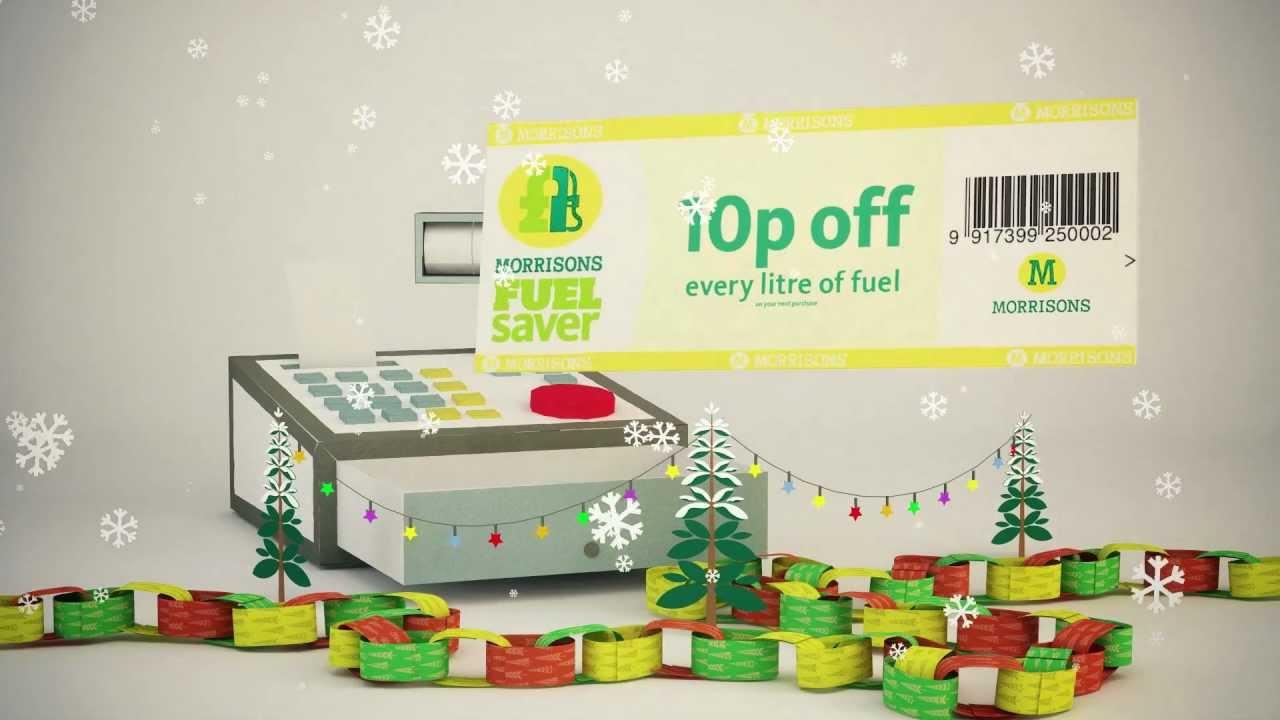morrisons christmas fuel saver 2012 how it works youtube. Black Bedroom Furniture Sets. Home Design Ideas