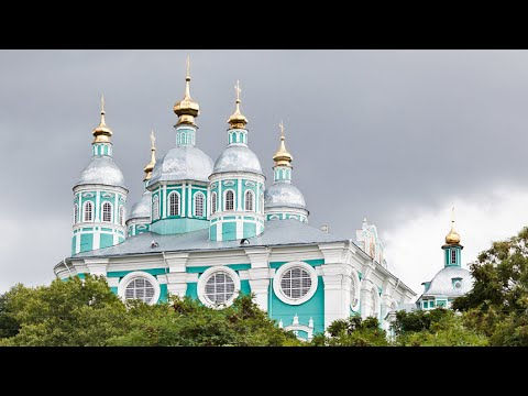 Выша Успенский Вышенский женский монастырь