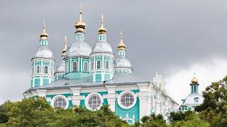 Успенский кафедральный собор в Смоленске(, 2015-06-01T19:13:23.000Z)