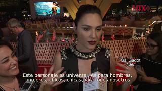 "Gal Gadot visitó México para premier de ""La Mujer Maravilla"""