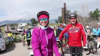 The annual Lemhi Valley Century Ride is an event that grows a littl...