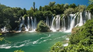Kravice Waterfalls, Bosnia & Herzegovina (Amazing Beauty of Nature)