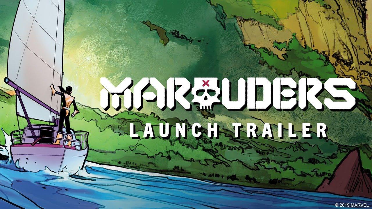 MARAUDERS #1 — Launch Trailer | Marvel Comics