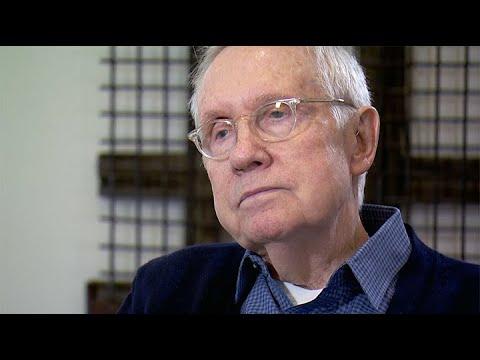 Senator Harry Reid talks about UFO studies
