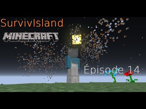 SURVIVISLAND-Épisode 14-Première planète-[FR][Minecraft 1.7.10]
