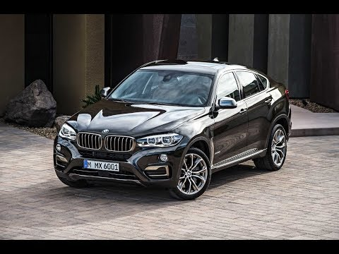 BMW X6 2017 Car Review