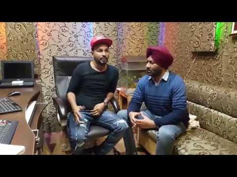 baljit sunny Punjabi singer   Music Director  Exclusive Interview   host Amardeep Singhpuria 2018