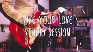 Mikala - Save Your Love (Live Studio Session)