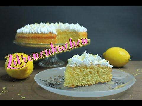 zitronenkuchen mit buttermilch selber machen lemon curd kuchen backen mit baiser einfach. Black Bedroom Furniture Sets. Home Design Ideas