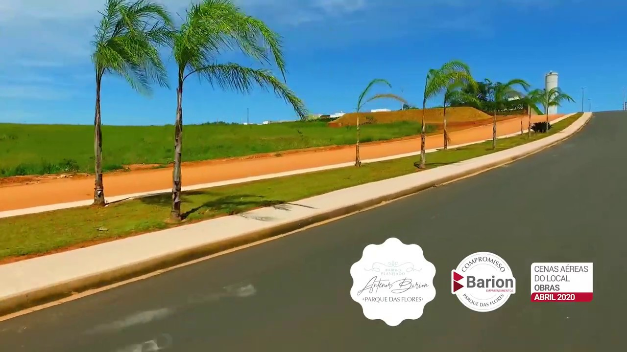 Obras abril 2020 | Parque das Flores | Bairro Planejado Antenor Barion | Marília SP